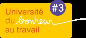 L'Université du Bonheur au Travail Logo